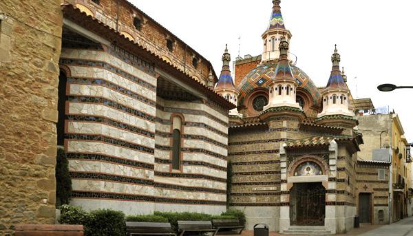 Lloretdemar St.Roma Church